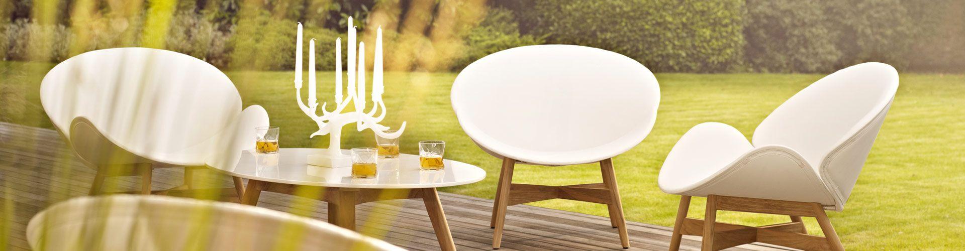 Mobilier de jardin de marque 5 minutes de geneve d coration design et contemporaine for Marque mobilier de jardin