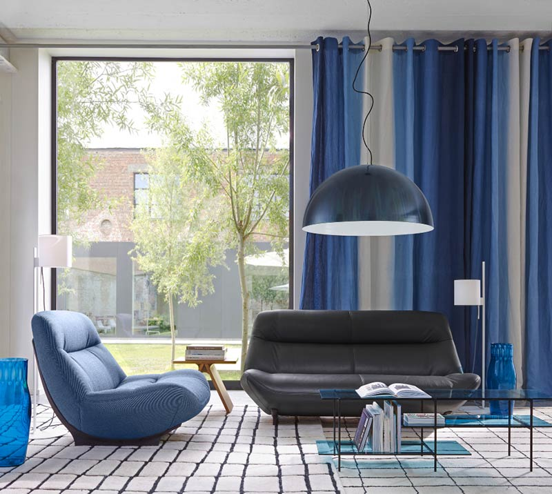 canap ligne roset manarola d coration design et contemporaine. Black Bedroom Furniture Sets. Home Design Ideas