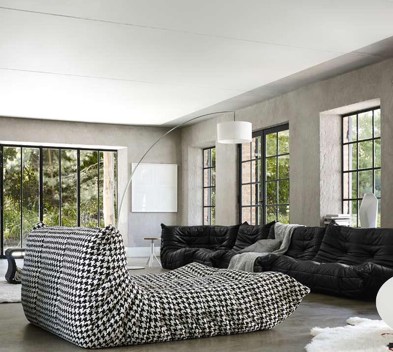 canape ligne roset solde stunning enfin pour parfaire le confort des canaps r e bouroullec ont. Black Bedroom Furniture Sets. Home Design Ideas