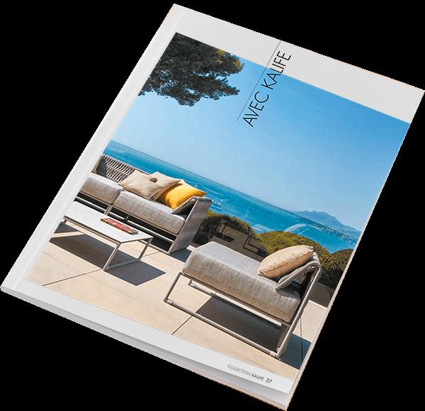 Catalogue mobilier jardin mobilier design et contemporain for Catalogue mobilier design