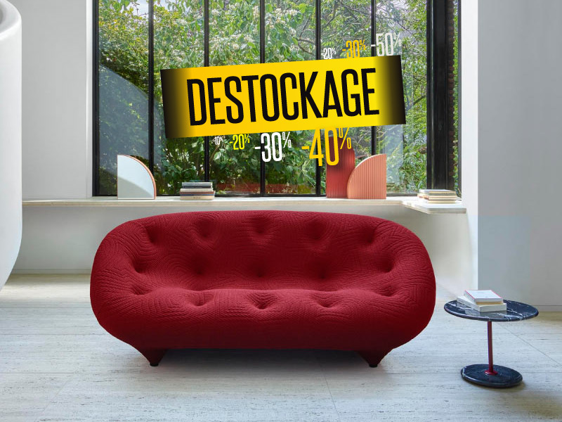 destockage mobilier design