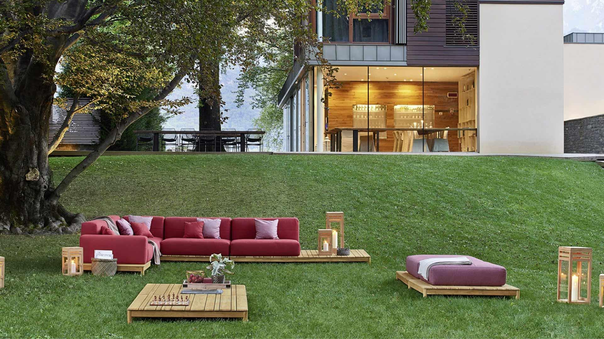 mobilier exterieur Varaschin Outdoor